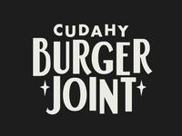 Cudahy Burger Joint Logo
