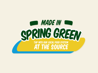 Made In Spring Green Logo