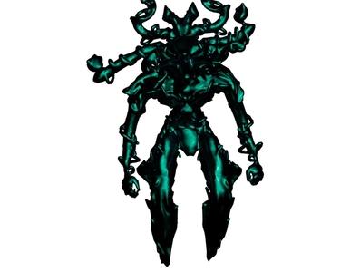 monster  gold0171