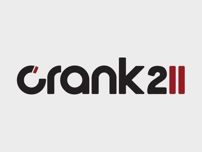 Crank211 Logo crank211 logo dieter rams graphic design
