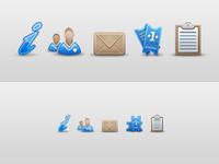 Chelsea FC App Icons