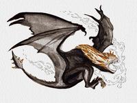 "Dragon ""Hungarian Horntail"""