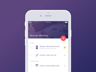 Task List App