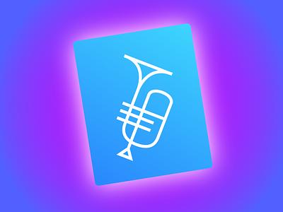 Orchestra Language desktop app icon desktop app logo icon