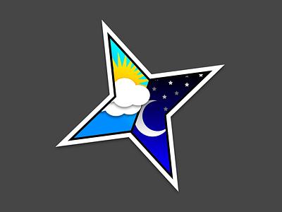 Starlight desktop app icon desktop app logo icon