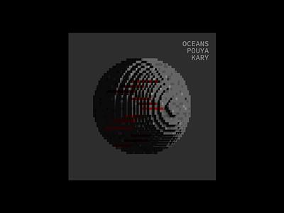 Album Artwork for Oceans Album - Idea 3 music artwork cover artwork album cover cover album artwork