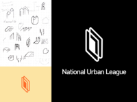 National Urban League Sketches