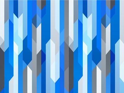 Blue Pattern blue grey gray pattern crystal geometric shapes texture