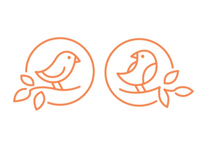 Love Birds love bird birds illustration line vector branch dove circle wedding marriage invitations announcement leaves