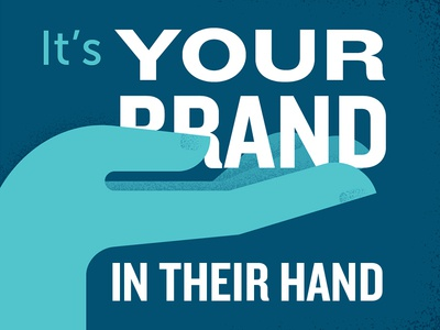 Your Brand In Their Hand