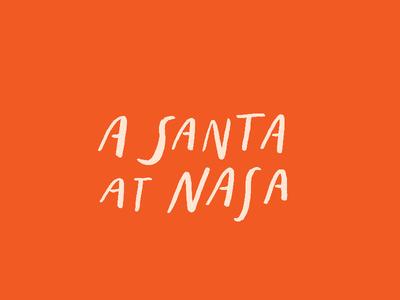 A Santa at NASA