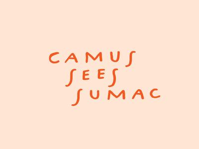 Camus sees Sumac