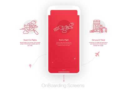 BookAir - Onboarding