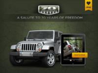Jeep 70th Anniversary