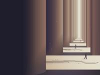 Gatex background illustration