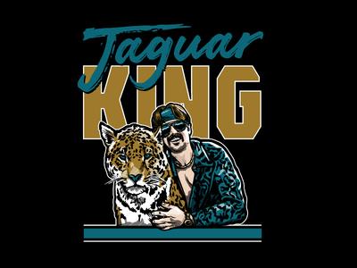 Jaguar King parody gardner minshew nfl jaguars tiger king