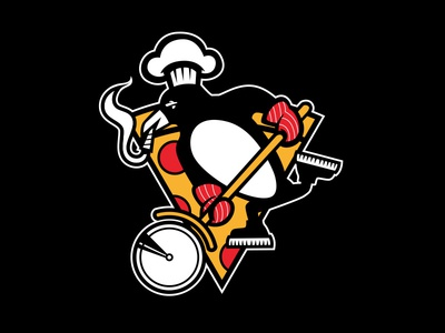 Pitts(a) pizza parody pittsburgh penguins for sale