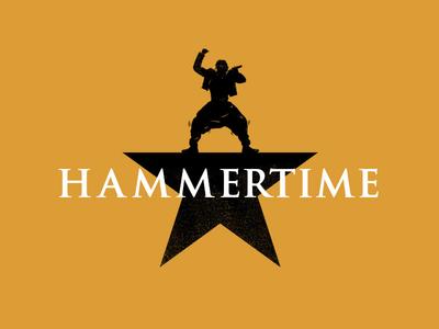 Hammertime parody musical hamilton mc hammer