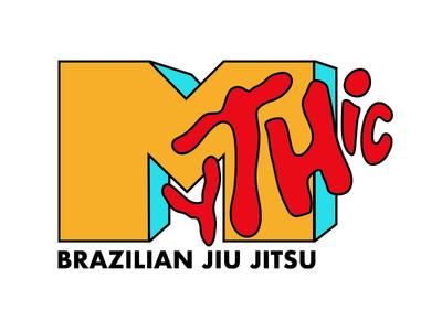 Mythic mythic mtv bjj parody illustration jiu jitsu