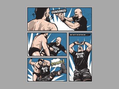 Stone Cold Steve Austin legend wrestling wwe steve austin stone cold