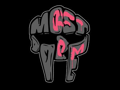 Most Dope Monday 18 mac miller most dope mfdoom typography illustration