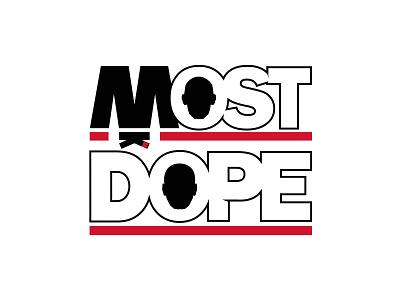 Most Dope Monday 50 mac miller bjj most dope jiu jitsu typography illustration