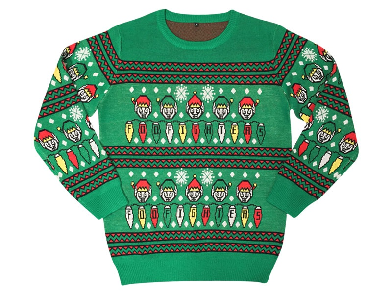Ugly Christmas Sweater 2 By Colin Gauntlett Dribbble Dribbble