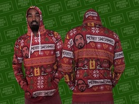 JR Smith Ugly Hoodie