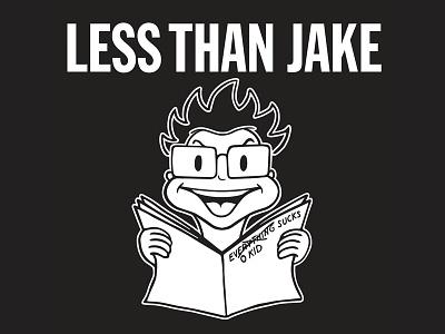 Evo Kids Sucks ska punk evo kid less than jake descendents