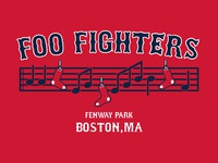 Foo Fighters - Fenway park