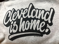 Cleveland is home