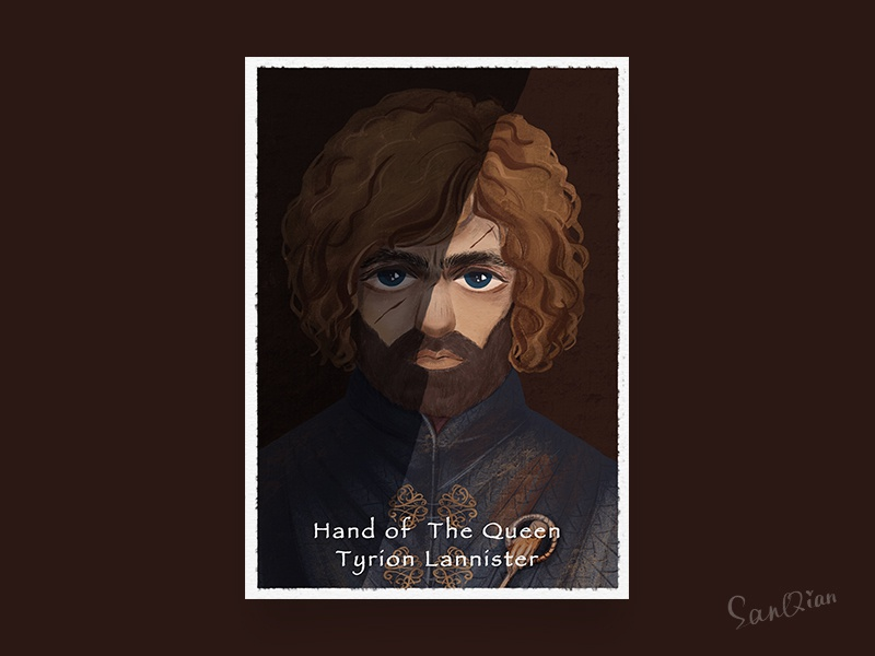 Tyrion Lannister got