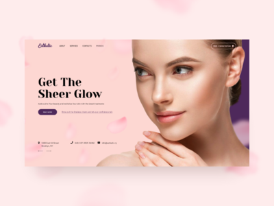 Spa Salon UI