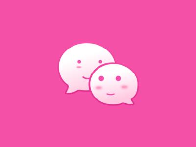Pink WeChat