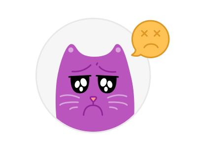 cat vietnam scooter saigon minh chi ho mobile app character atlassian illustration cat