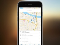 Mobile Location Search