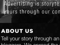 Advertising Is...