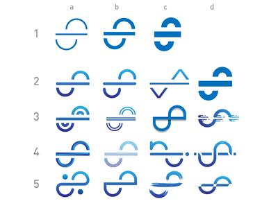 19 logo variations