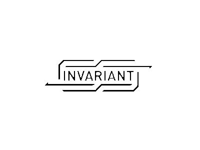 Invariant logo