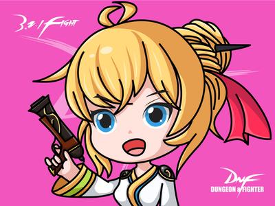 DNF-Goddess Gunner