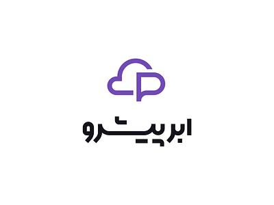 Pishro Cloud branding cloud logo logo cloud
