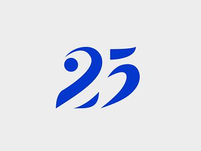 25 2 color number 5 2 25