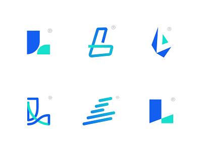 L typography vector illustration branding l mark symbol logo mark mark lettermark lettering logotype logo design l letter l monogram letters letter monogram