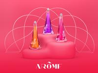 Arôme - Poster Campaign