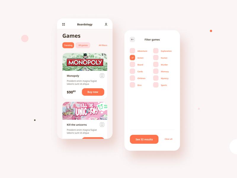 Boardology App