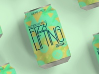 Fizzy Lifting Drink - Cucumber Melon