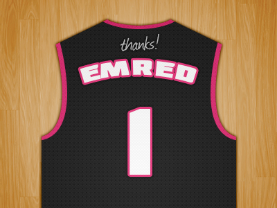 Let's do this! basketball jersey