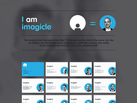 imagicle visual identity redesign
