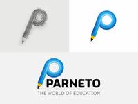 Parneto Logo Design