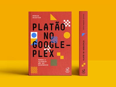Study for a book cover design - No. 2 colorful geometry geometric geometria platã plato filosofia philosophy editorial capa livro cover book book cover